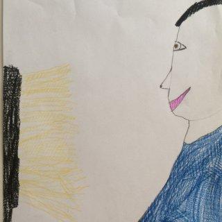 Третьякова Виктория, 7 лет, 1 «Г» кл., гимназия №5. Папа предприниматель