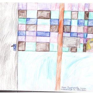 Яна Барсукова, 9 лет. Мама инспектор по субсидиям